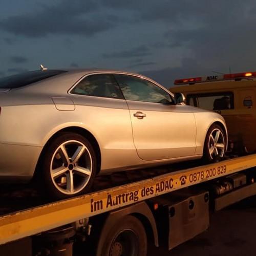 Транспортиране на автомобили до КАТ